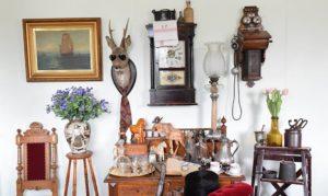 Fynda på en av Sveriges största antikaffärer