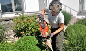 Slipp oroa dig för trädgården